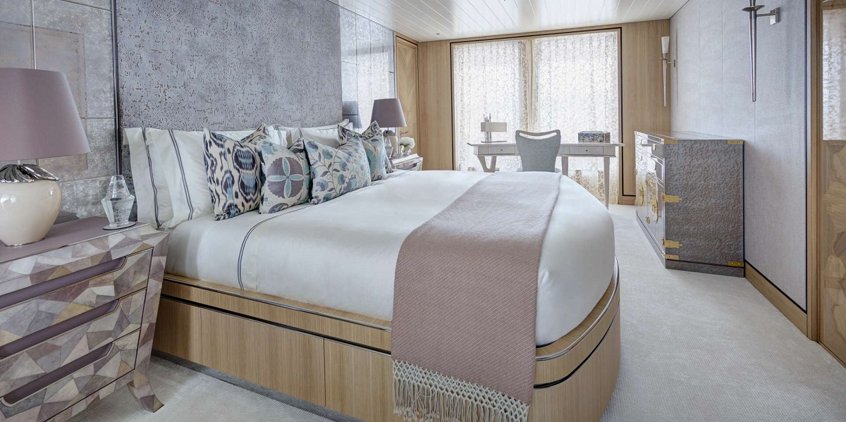 Bedroom - @feadship picture