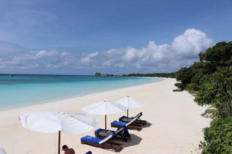 Beach Club sea view