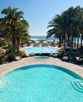 Bacara outdoor pool