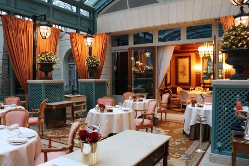 Les Jardins de l'Espadon restaurant
