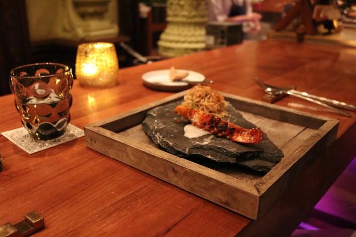 The House On Sathorn - Tasting menu main course #2