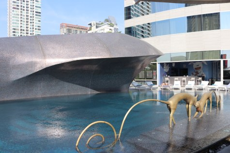 W Bangkok - Outdoor pool