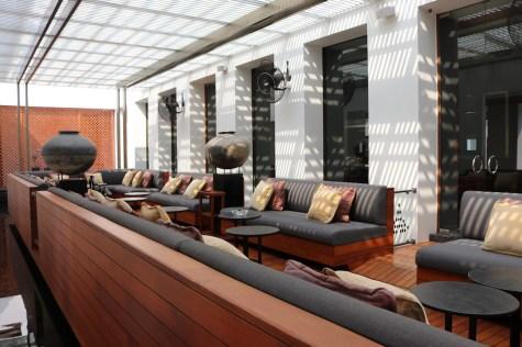 The Sukhothai - The Zuk Bar