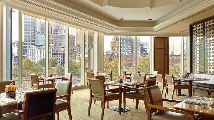 Melba restaurant - Dining room