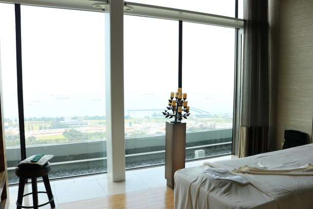 Treatment room at 55th floor
