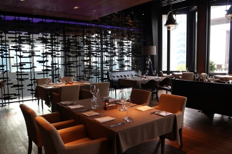 Elements restaurant - French cuisine