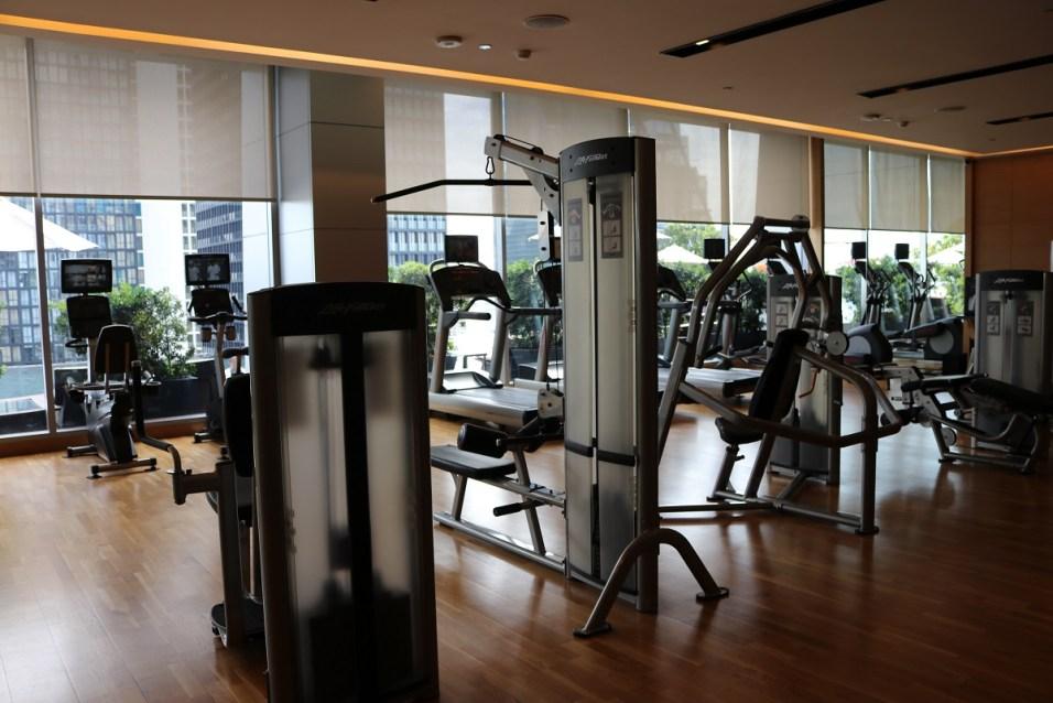 Fitness Center - Okura Prestige Bangkok