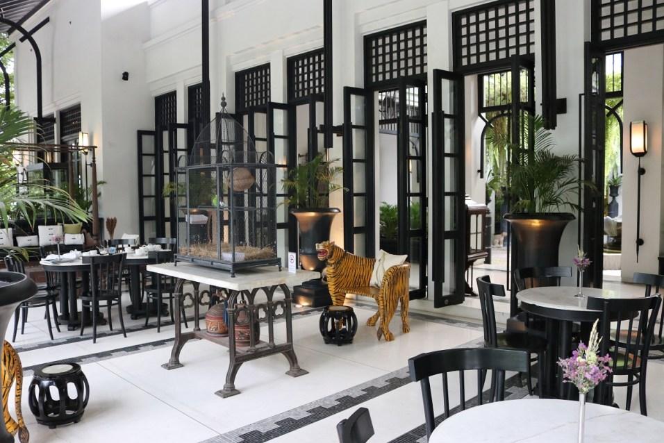 Interior design - The Siam Hotel