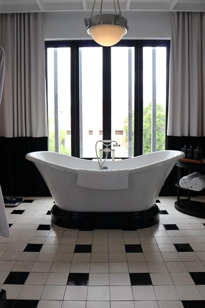 Siam Suite bathroom - The Siam Hotel