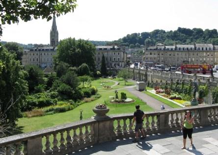 Park in Bath