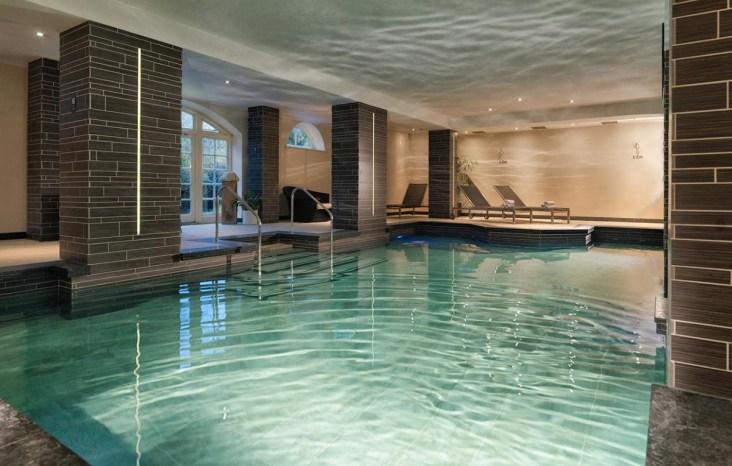 Priory Hotel & Spa indoor pool