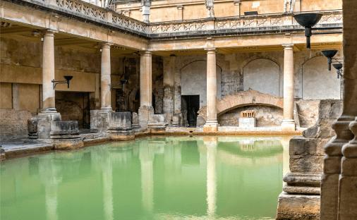 Roman bath, Bath