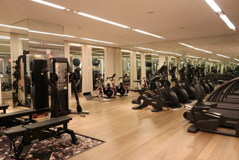 Spa de La Mer - Fitness center