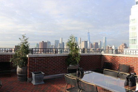 The Ludlow - Rooftop terrace