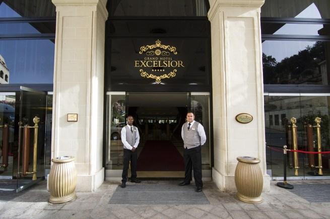Grand Excelsior Hotel, Malta
