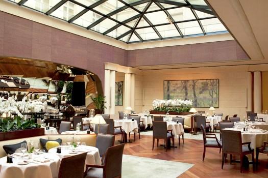 Les Orchidées restaurant room - Picture by Hyatt