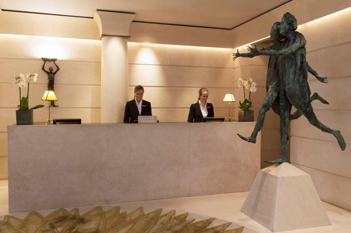 Reception - Picture by Hyatt
