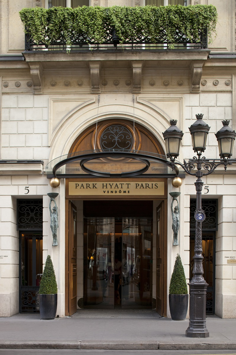 Entrance - Picture by Hyatt