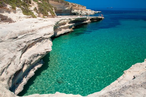 St Peter's Pool, Malta