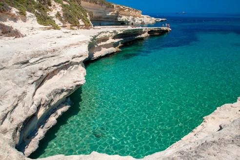 St Peter's Pool, Malta