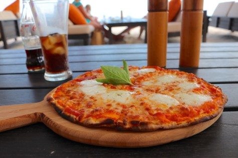 Shua Shack - Homemade pizza