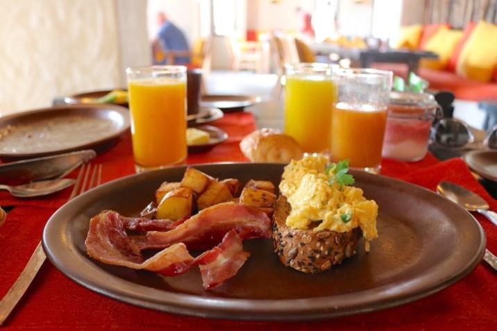 Breakfast - Eggs a-la-carte