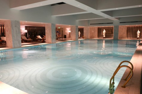 St Regis Spa - Indoor pool