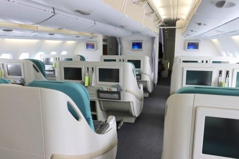 Prestige Class cabin