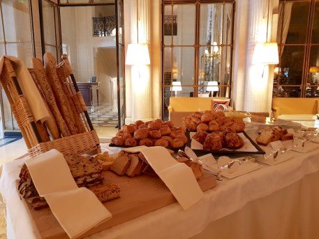 Pastry buffet
