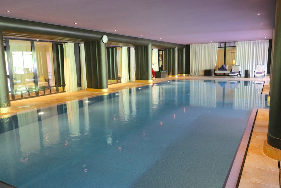 Spa Nescens - Indoor heated pool