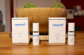 La Réserve Spa - Nescens products