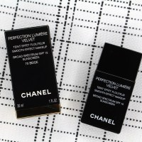 Sheer + Matte = Chanel Perfection Lumière Velvet Foundation