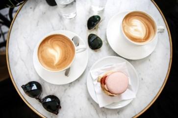 lattes & dessert