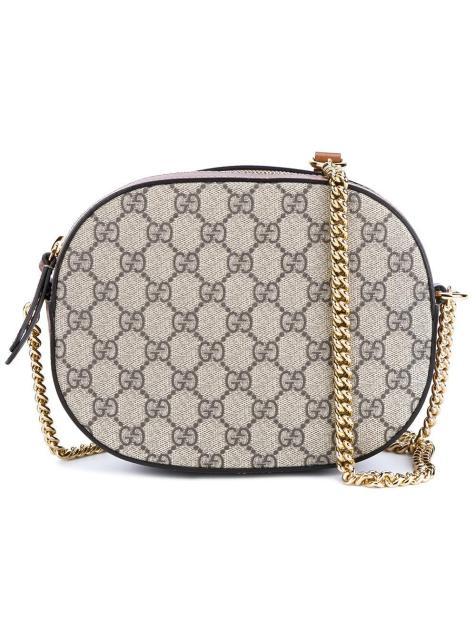 GUCCI 'GG Supreme' mini chain bag