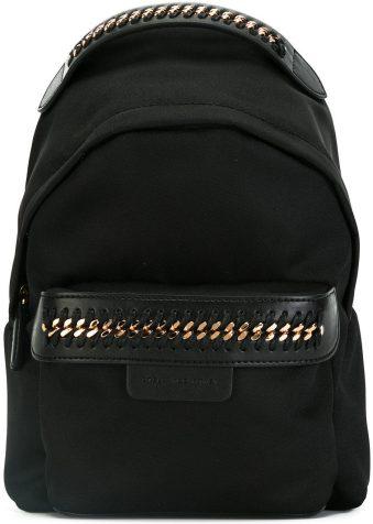 STELLA MCCARTNEY mini Falabella GO backpack