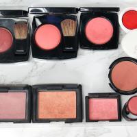 Makeup Declutter 2018 | Single Blushes