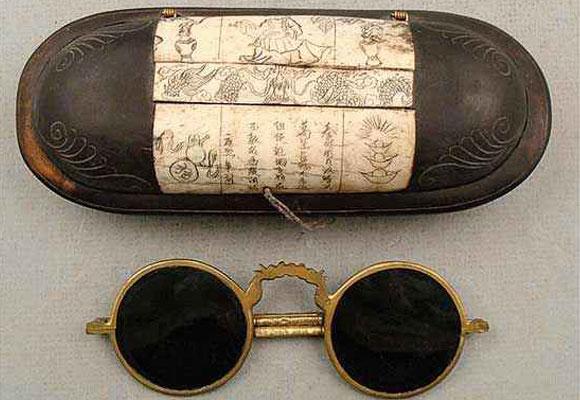 Gafas antiguas chinas. FOTO  Martha Rubell Antiques   Vintage fec94952adfd