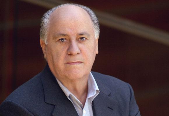 Amancio Ortega. Foto: cortesía de Efe