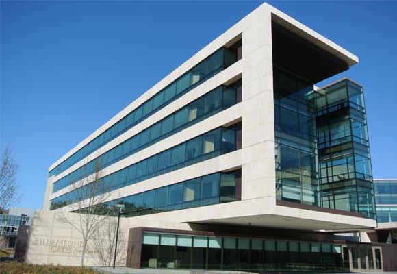 Sede de la Fundación de Bill y Melinda Gates