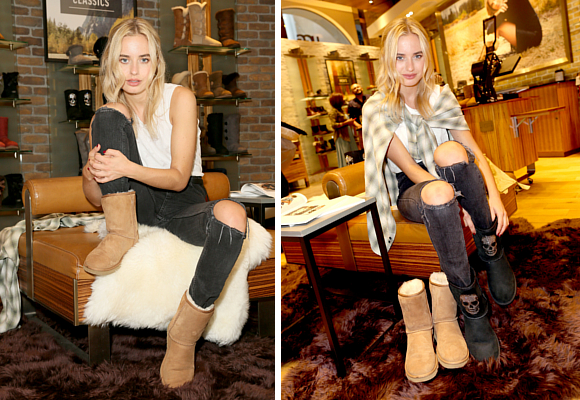 ugg store los angeles