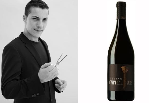 Guillermo Cruz elige CAPITEL de Ossian Vides y Vinos