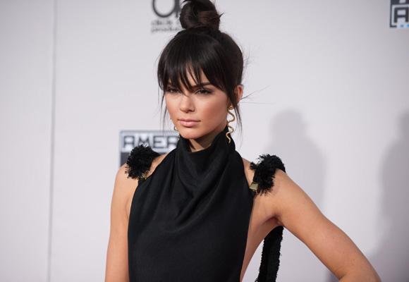 No hay photocall en el que Kendall no deslumbre por su belleza