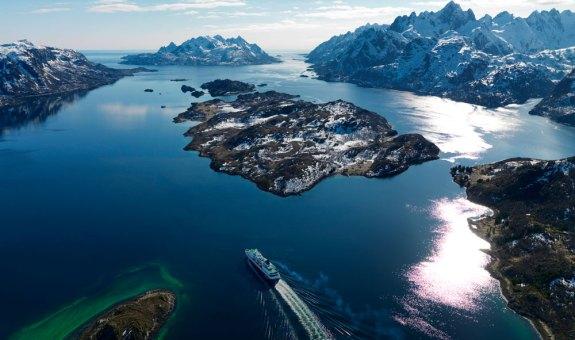 Hurtigruten: El despertar de los sentidos al ritmo del mar