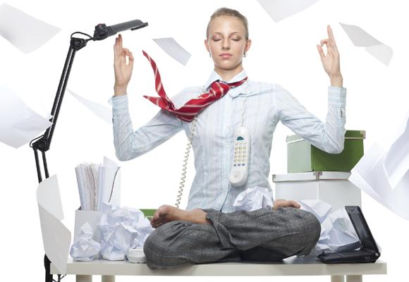 Un poco de estrés nos pone a tono, pero mucho estrés nos desborda y nos debilita