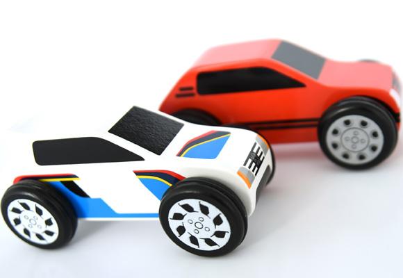 Miniaturas para amantes de la velocidad en tamaño mini