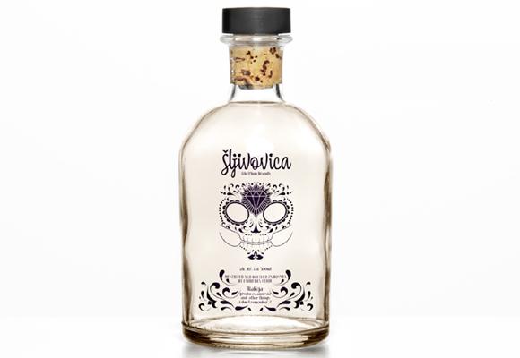 Sjlivovitz, un licor hecho en Croacia