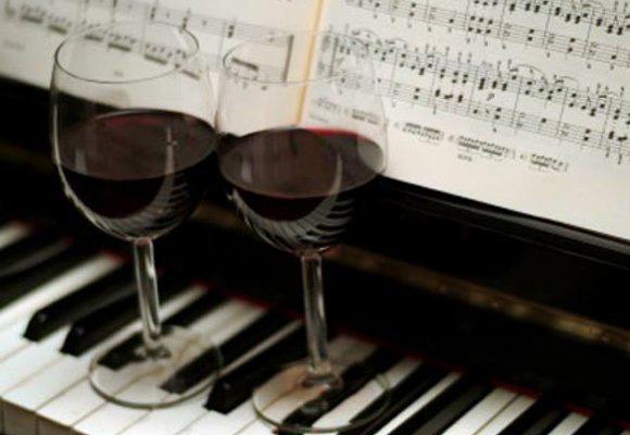 El maridaje perfecto: música y vino