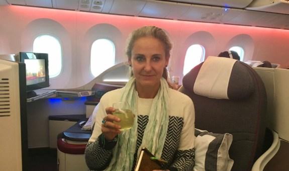 Así se viaja en la Mejor Aerolínea del Mundo