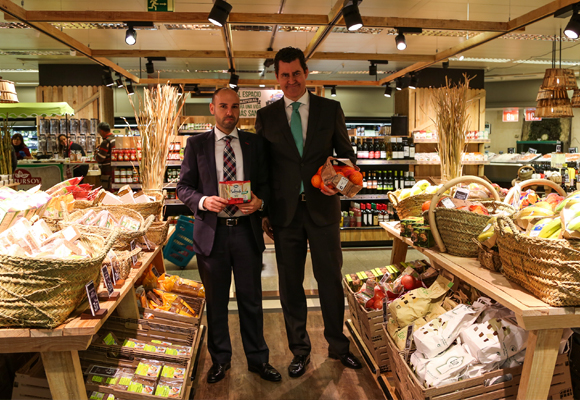 Nace el supermercado ecol gico de el corte ingl s the for Corte ingles preciados