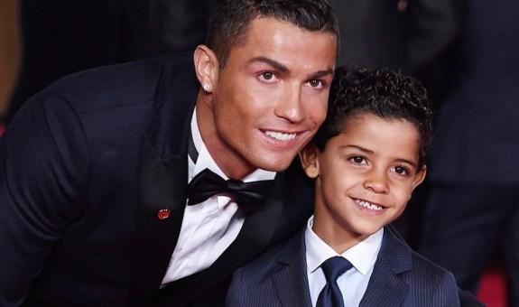 Cristiano Ronaldo y otros papás por vientres de alquiler